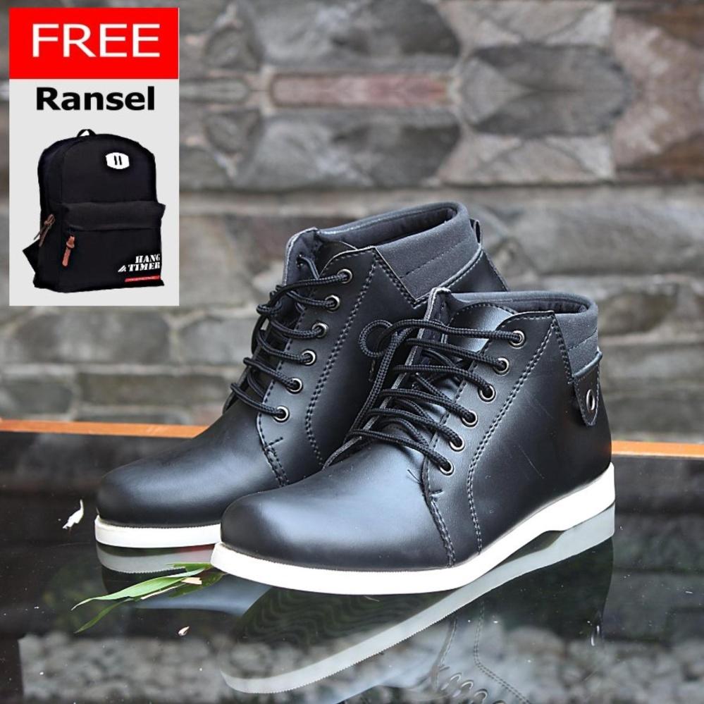 Sepatu Kasual Pria Svan Decka D Msr01 Spec Dan Daftar Harga Casual Sneakers 7215 Black Cek Source S Van