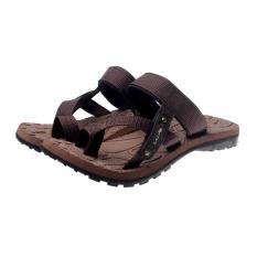Salvo sandal gunung SG01-Coklat