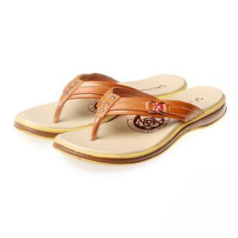 Salvora sandal kasual S19-Tan - 2