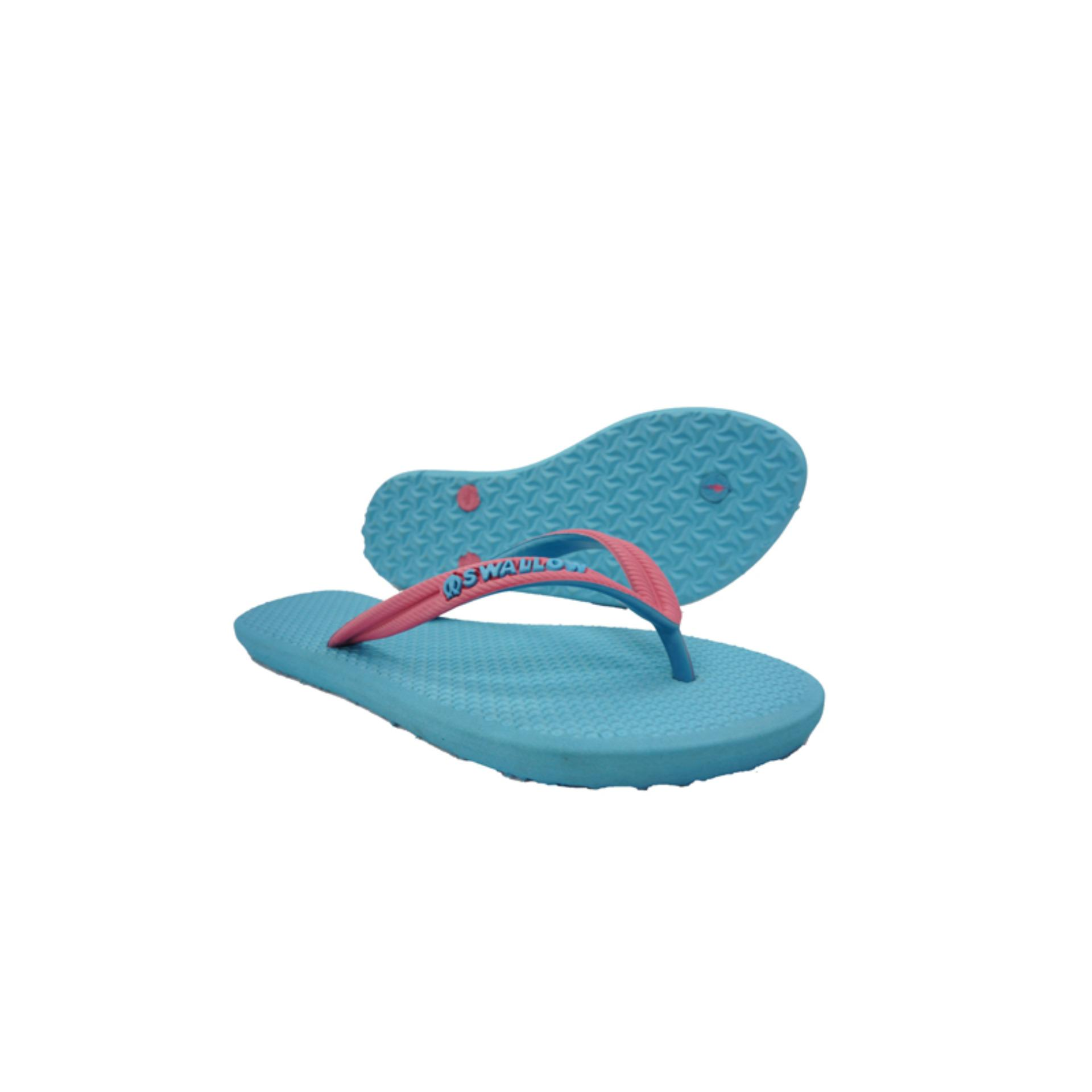 Sandal Swallow Slimfeet Wanita Allblack Logo Biru Daftar Harga Premium Spectrum Pria Maroon 40 Bundle 3