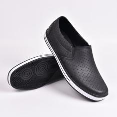Sankyo Sepatu Karet Pria Murah Slipon Kasual Dan Modis Saf1115