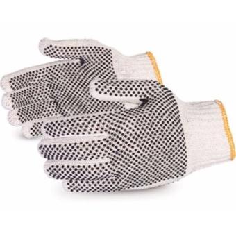 Sarung Tangan Dotting/ Polkadot Gloves Serba Guna-Universal- Putih - 2