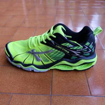 Jual Sepatu Badmintonvolley Mitzuda Star Light Iii Lemon Original Murah