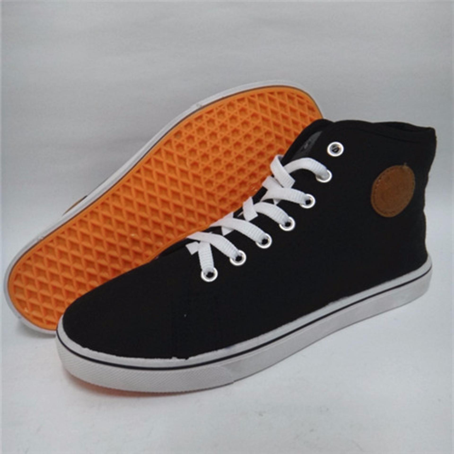 Sepatu Canvas Cewek Cowok Boots Sekolah - Daftar Harga Terkini ... af69145ea3