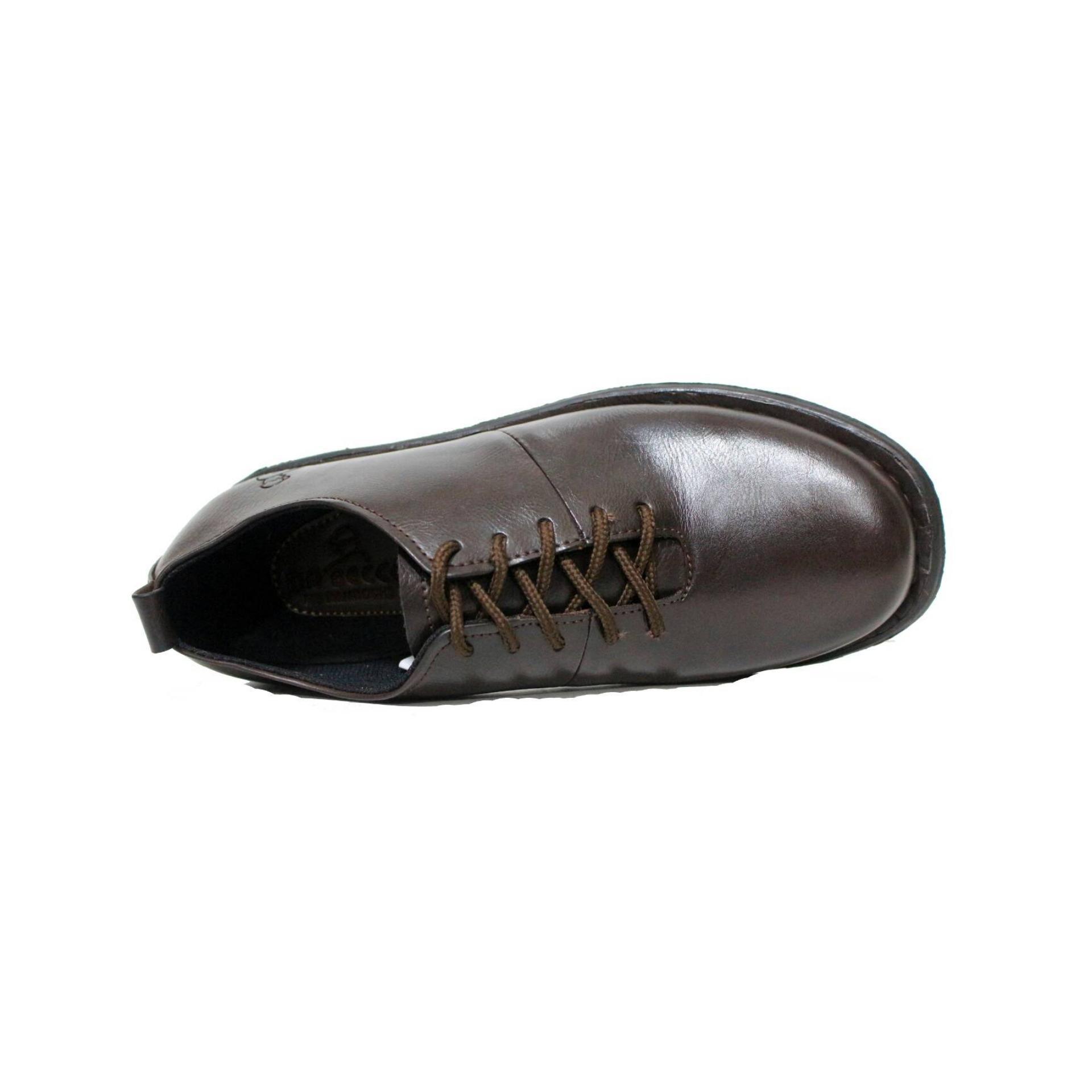 Sepatu Boots Brodo Leather Mens Original Cevany Mullins Hitam ... c15ee9f8d2