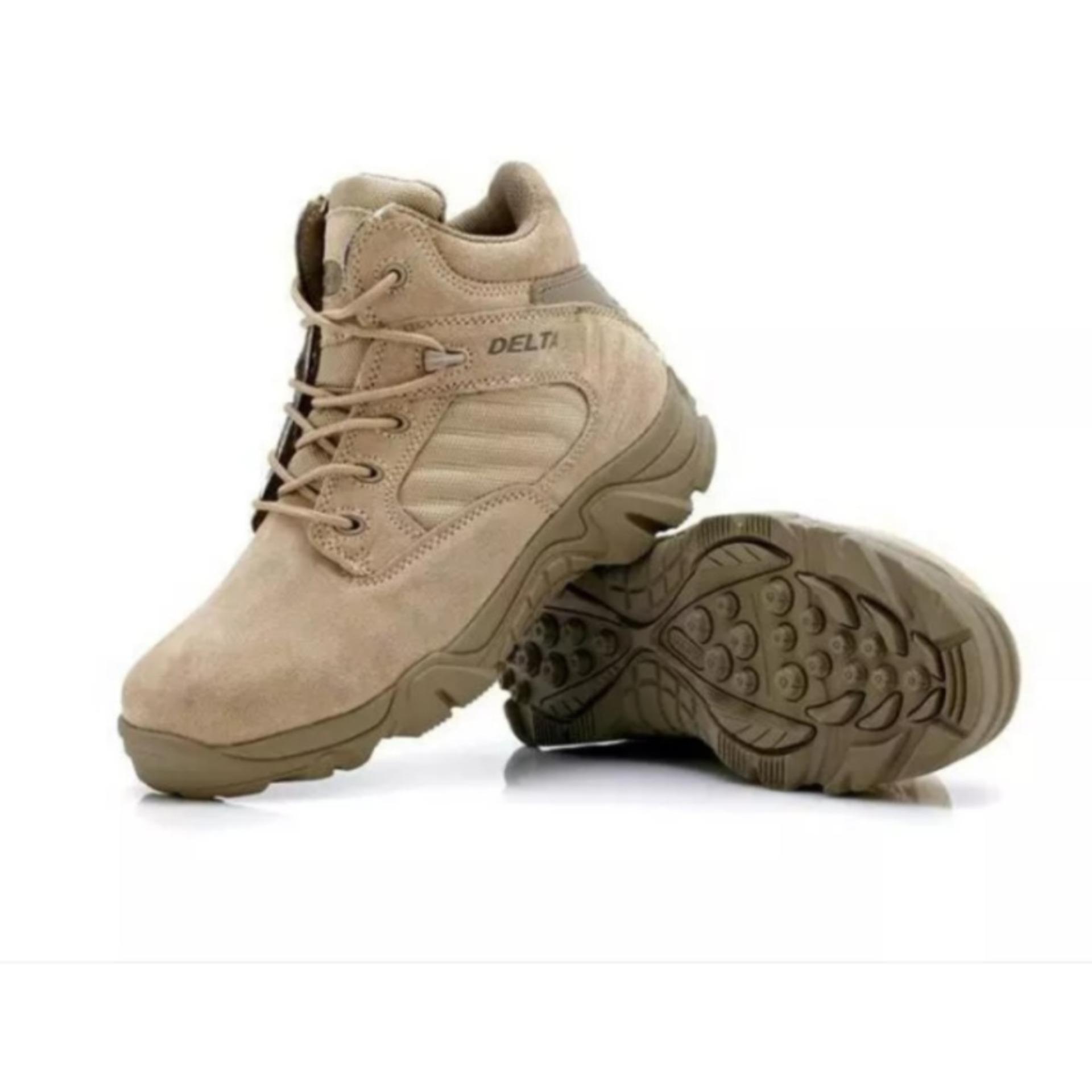 Delta Sepatu Cordura Tactical Boots 8 Tangurun - Daftar Harga ... 8018022461