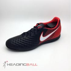 Sepatu Futsal Nike Original Magista X Ola II Black Red 844409-061 BNIB