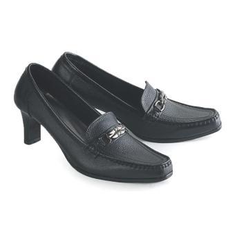 Gambar Sepatu Kerja Kantor Formal Pantofel High Heels Wanita Cewek LDX471 e4b25aab35