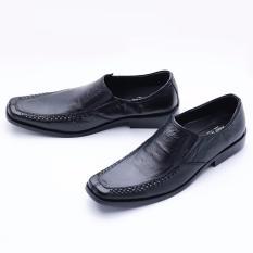 Sepatu Kulit Pria Pantofel Formal Kerja Kantor Anti Slip Murah 509HT
