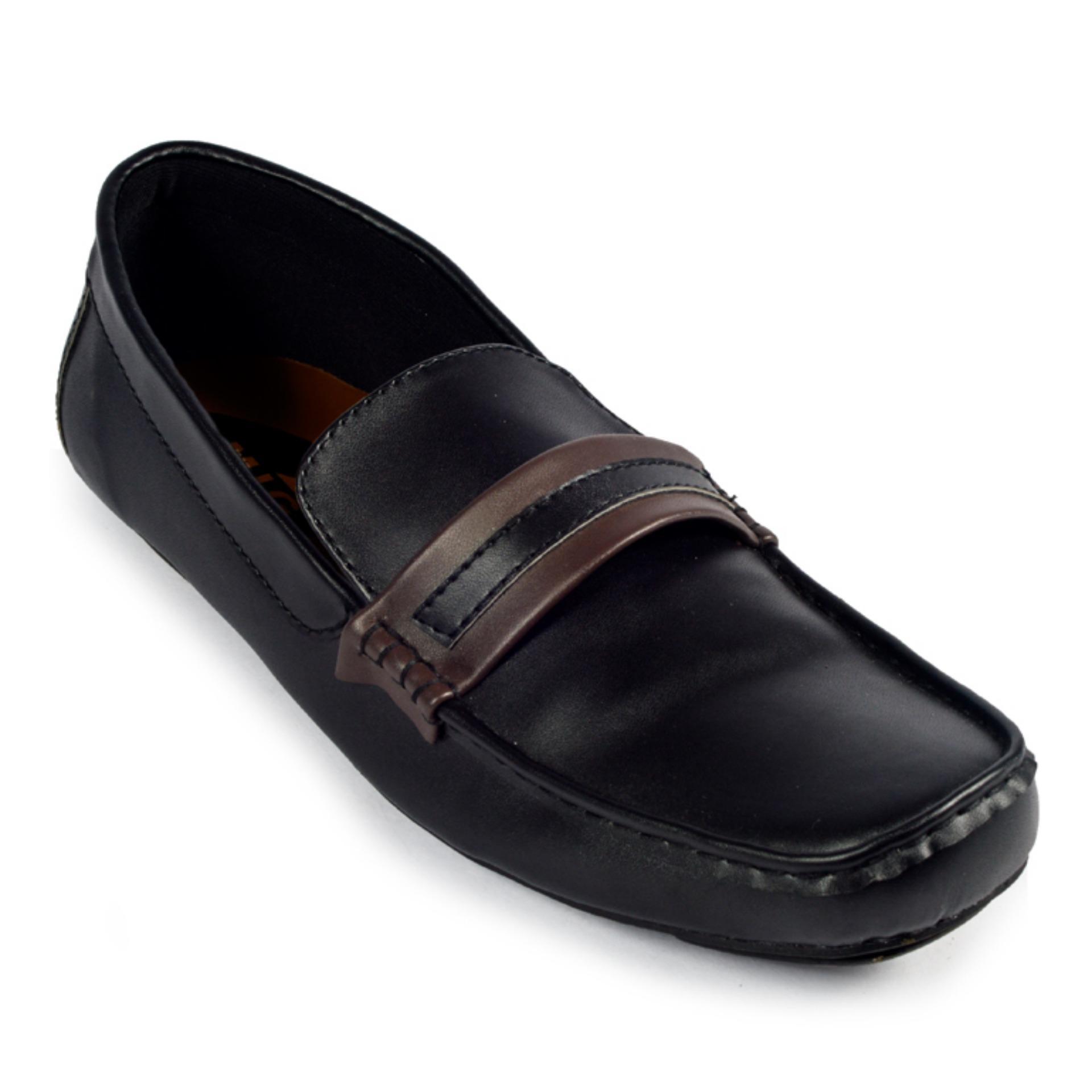 Penawaran Bagus Sepatu Lazada Pria Slip on Trumph Eagle Moccasin ... 36ec01fb2d