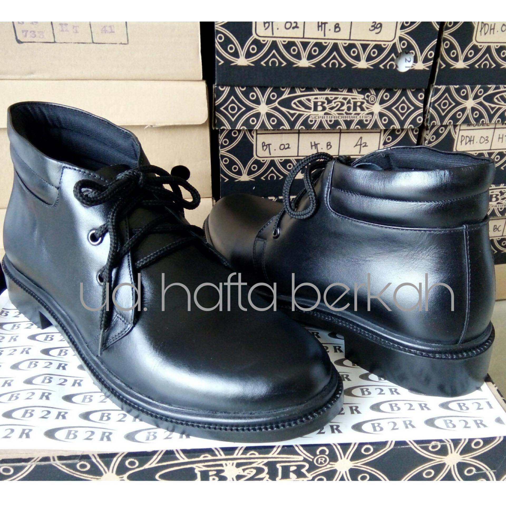Price Checker Sepatu Pdh Seri Bt 04 Standar Tni Polri Security Pdl Ter Paskibraka Best