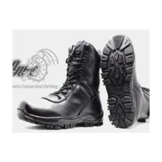Sepatu PDL Bahan Kulit Sapi Asli 100% Sepatu Pria Sepatu Boots Safety Hiking Touring Pria Club TNI