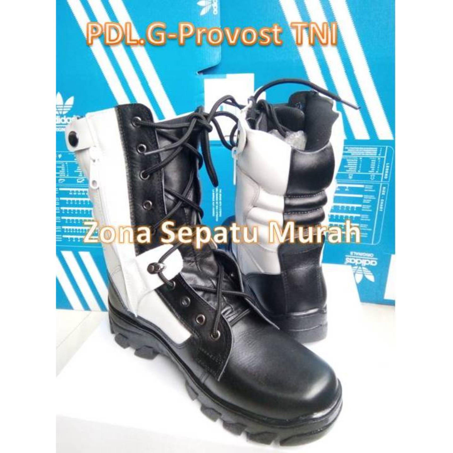 Belanja Terbaik Sepatu Pdl Provost Tni Polisi Militer Standar Polri Security Ter Model Terbaru Harga Promo