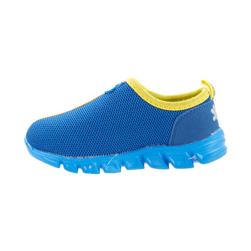 Distro DS 428 Sepatu Sneakers Anak Laki Perempuan untuk sekolah jalan santai olahraga . Source ·