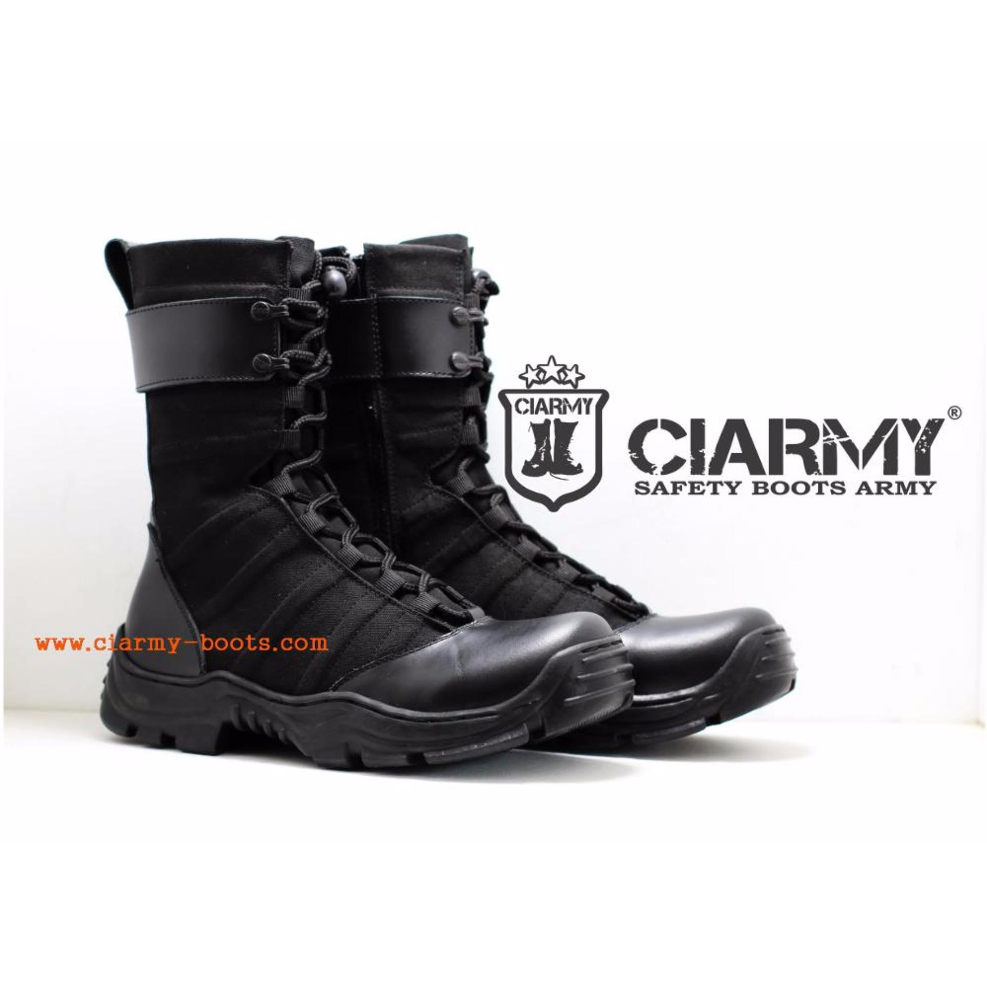 Bsm Soga Sepatu Formal Pantofel Boots Kulit Asli Pdh Pdl Kerjakantor 275 Kerja Pria Elegan Hitam Jual Black 495 Source Ninja Hatori Ciarmy C 071