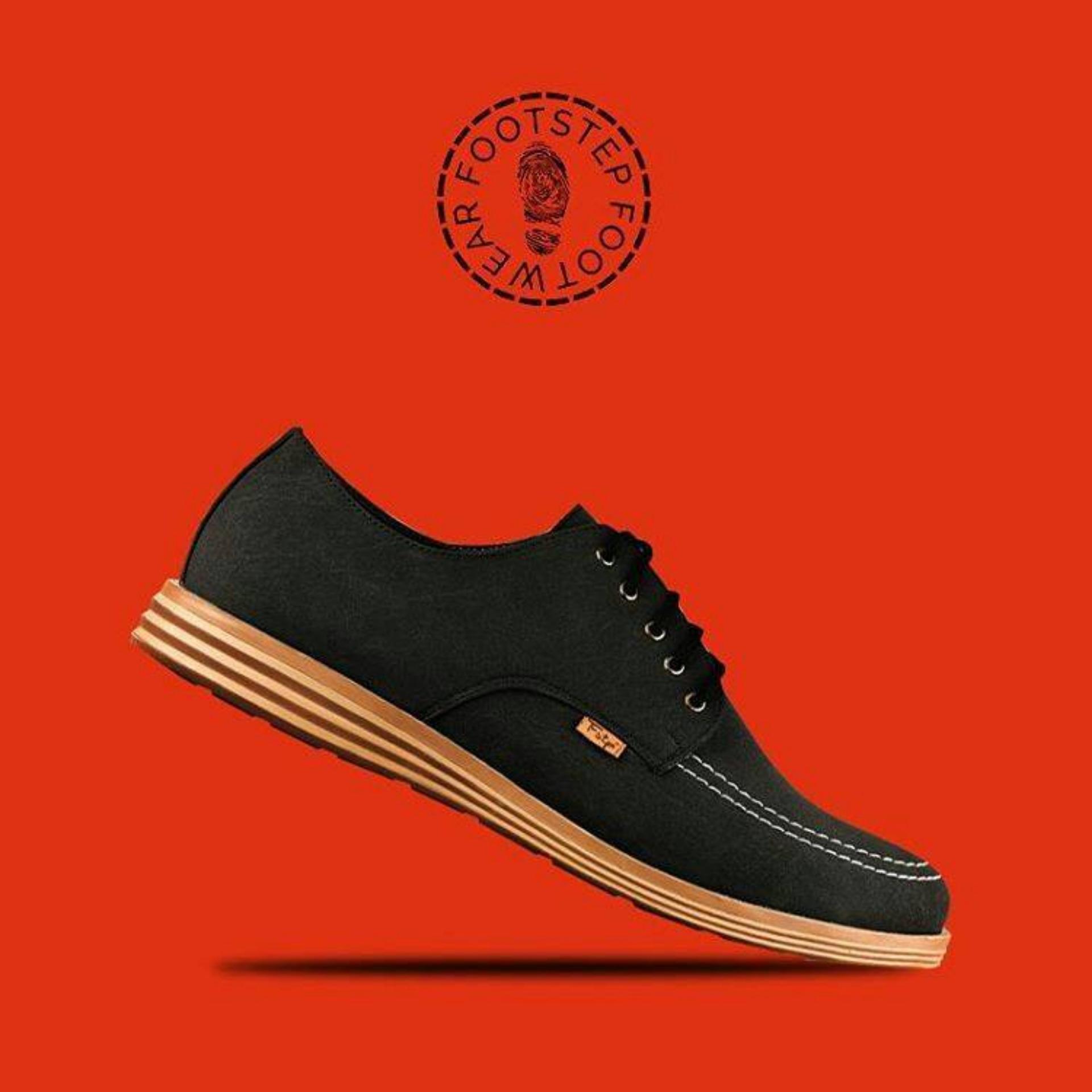 Sepatu Karet Forbelly Derby Sneaker Untuk Outdoor - Beli Harga Murah 58a099dffa