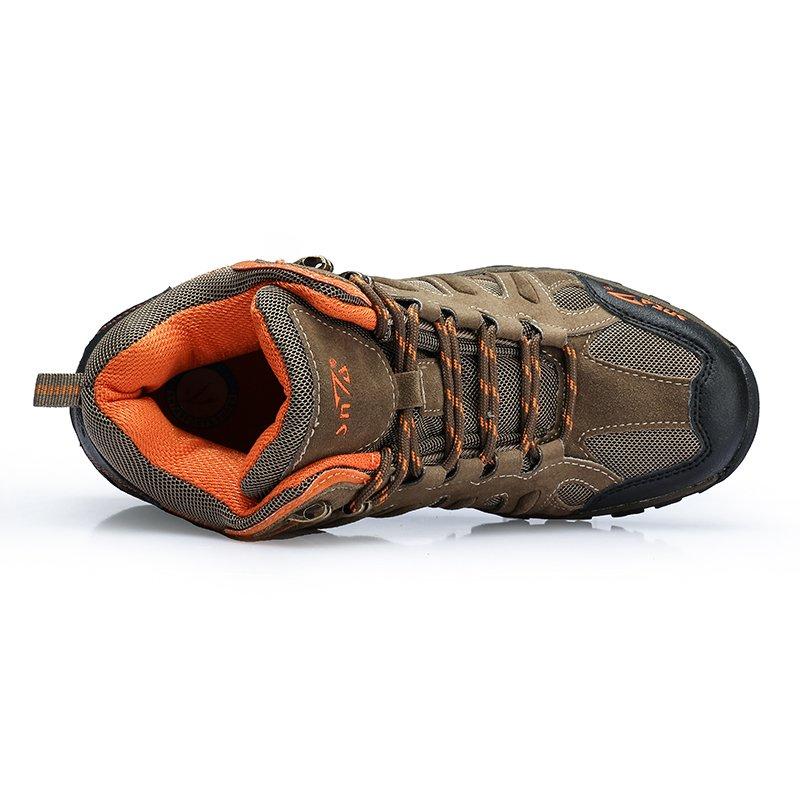 Sepatu Pria Hiking Semi Waterproof SNTA Outdoor 480 02 Series .