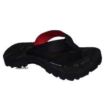 Sepatu Sandal Gunung CJP - 01 - Hitam