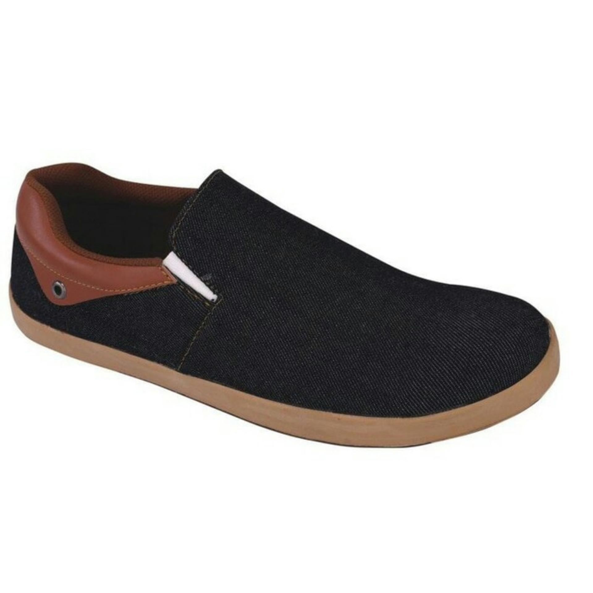 Info Harga Carvil Sepatu Canvas Men Givro Denim Blue Red Biru 43 Casual Dress Pascal Black Hitam Cowok Import7 Update Terkini Dan