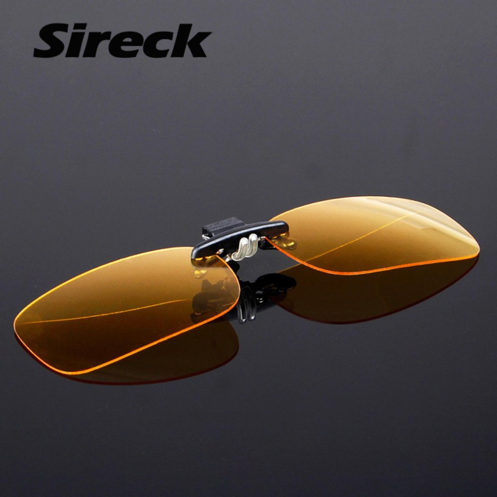 ... Sireck 3 Colors Polarized Eyewear Glasses Clip Men Women OutdoorSports Sunglasses Bike Bicycle Equipment Driving Vision ...