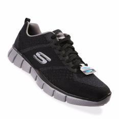 skechers equalizer 2 0. skechers equalizer 2.0 - true balance sepatu pria hitam 2 0