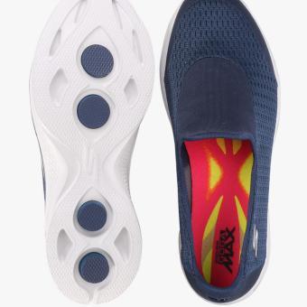 Skechers GOwalk 4 - Pursuit Women s Lifestyle Shoes - Navy - 4 . 35da6d2473