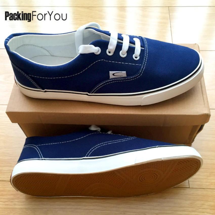 Skywalkgear Fun Men Sepatu Sneakers Pria - A178 D.Blue .