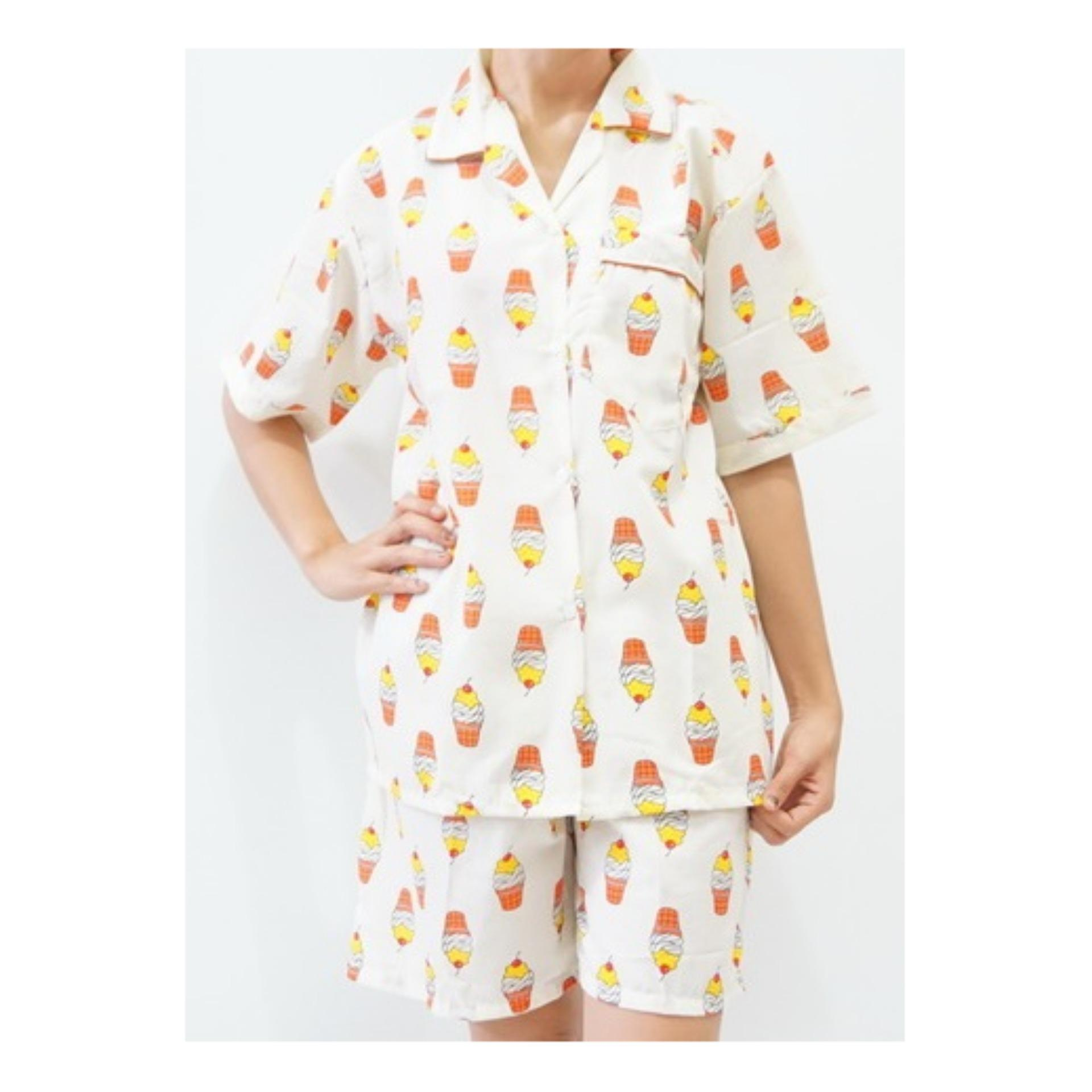 Youve Piyama Set Sweat 1801 Sleepwear ...