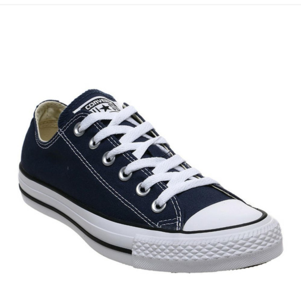 ... Sneakers Chuck Taylor All Star Ox Canvas Low Cut Sneakers - BlueNavy ... b59f3d1b3b