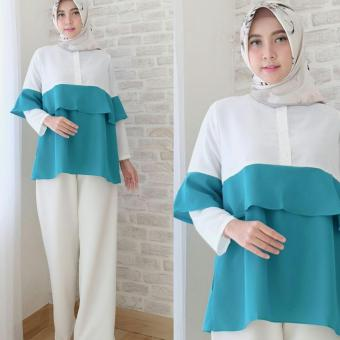 Snowshopkita Fashion Blouse Anina - Tosca
