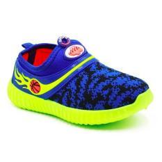 Sport Sepatu Anak 1608-09 - Navy