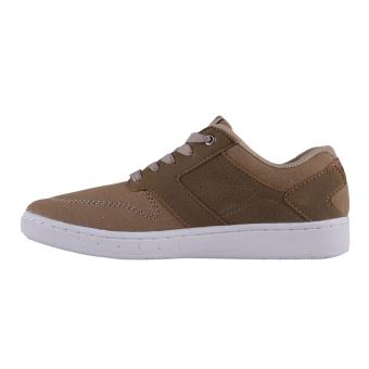 Spotec Inverto Sepatu Sneaker - KremCoklat Tua