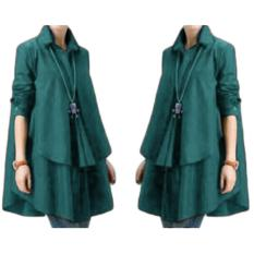 SR Collection Hiraku Blouse - Tosca