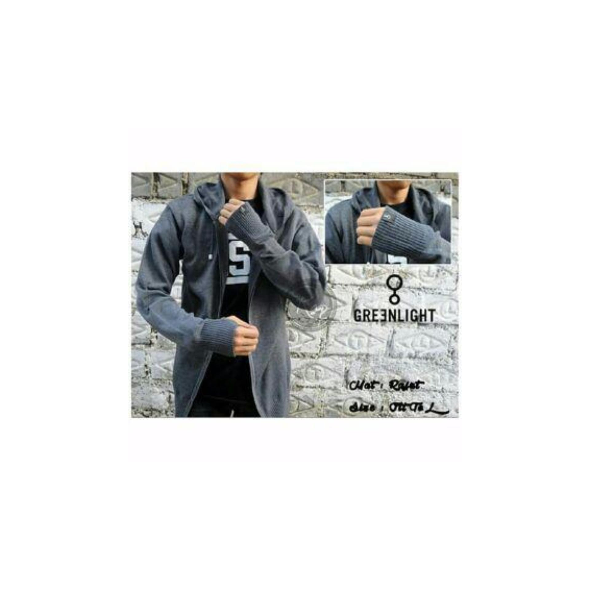 Harga Penawaran Sweater Rajut Greenlight Ariel Hoodie