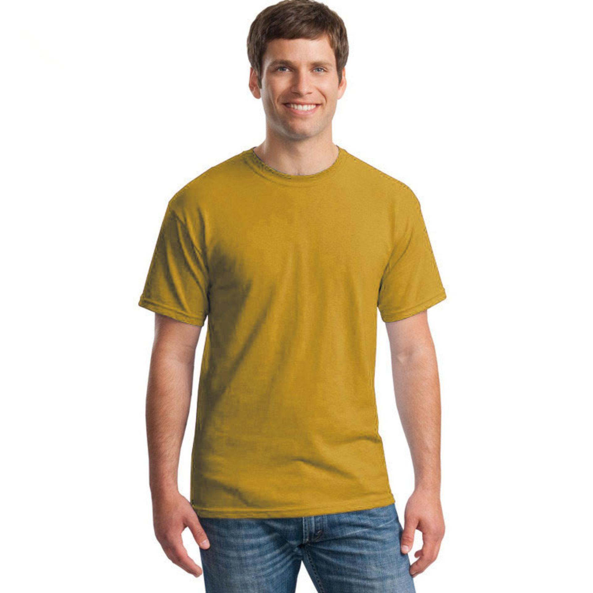 T Shirt Kaos Polos O Neck Pria Katun Bambu Keren Hijau Army Daftar Ramayana Raf Tshirt Hitam Titanium Xl Mustard
