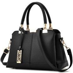 Tas Branded Wanita Kulit Import Fashion - High Quality PU Leather Korean Elegant Bag Style HB-F