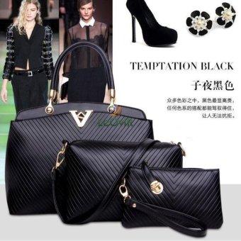 Tas Branded Wanita - Top-Handle Bags - Wristlets - Sling Bags - PU Leather