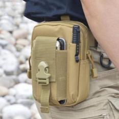 Tas pinggang Dompet /sarung Hp army (tas Gadget kecil) - CRZ2716