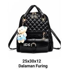 Tas Ransel / Back Pack Wanita Korean Style ILONA