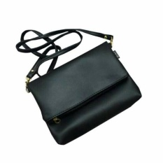 Tas Sling Trendy Black