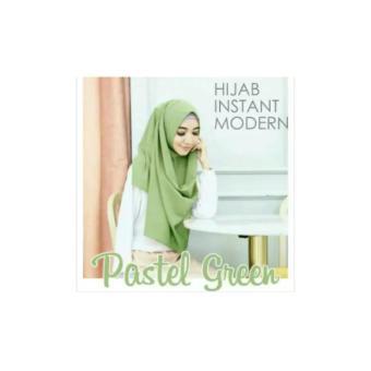 Gambar [Terbaru] Hijab Instan Pashmina Sellae | Kerudung Simple | JilbabModern