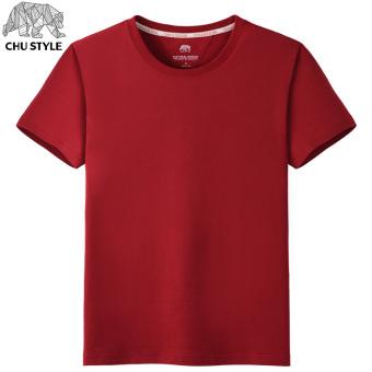 ... Berkerudung Longgar Lengan Source · Gambar Tide merek di Eropa dan Amerika katun hitam pria lengan pendek t shirt Anggur