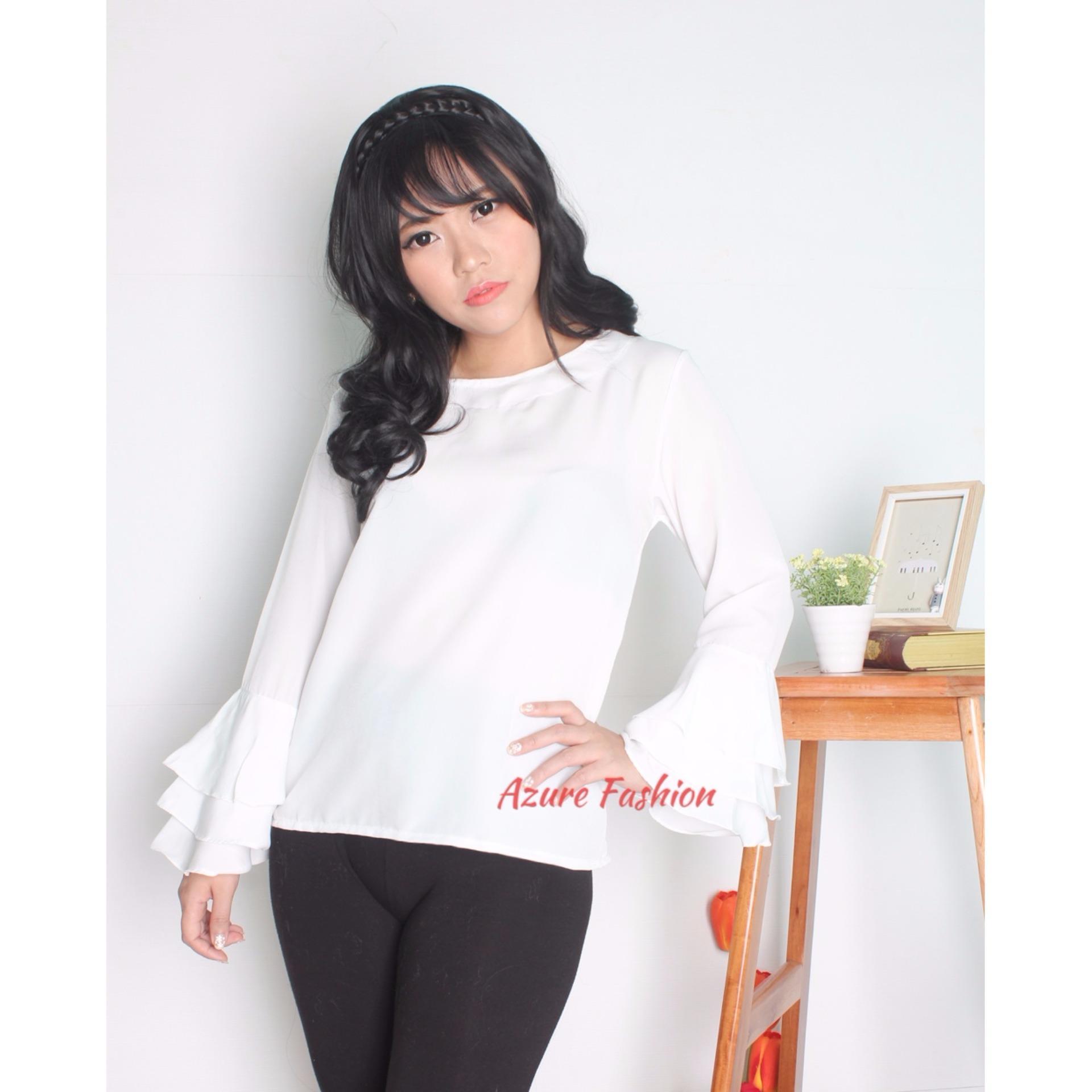Reyn Shop Tunic Kidi Dress Hitam Baju Wanita Dress Wanita Dress Source · Tifani Top Putih