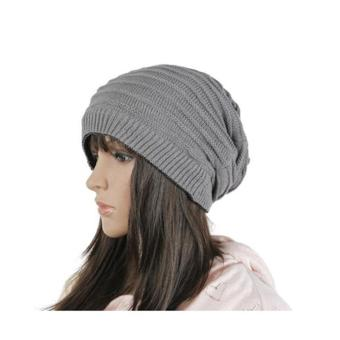 ... Topi Kupluk Beanie Hat Rajut Pria / Wanita - 5