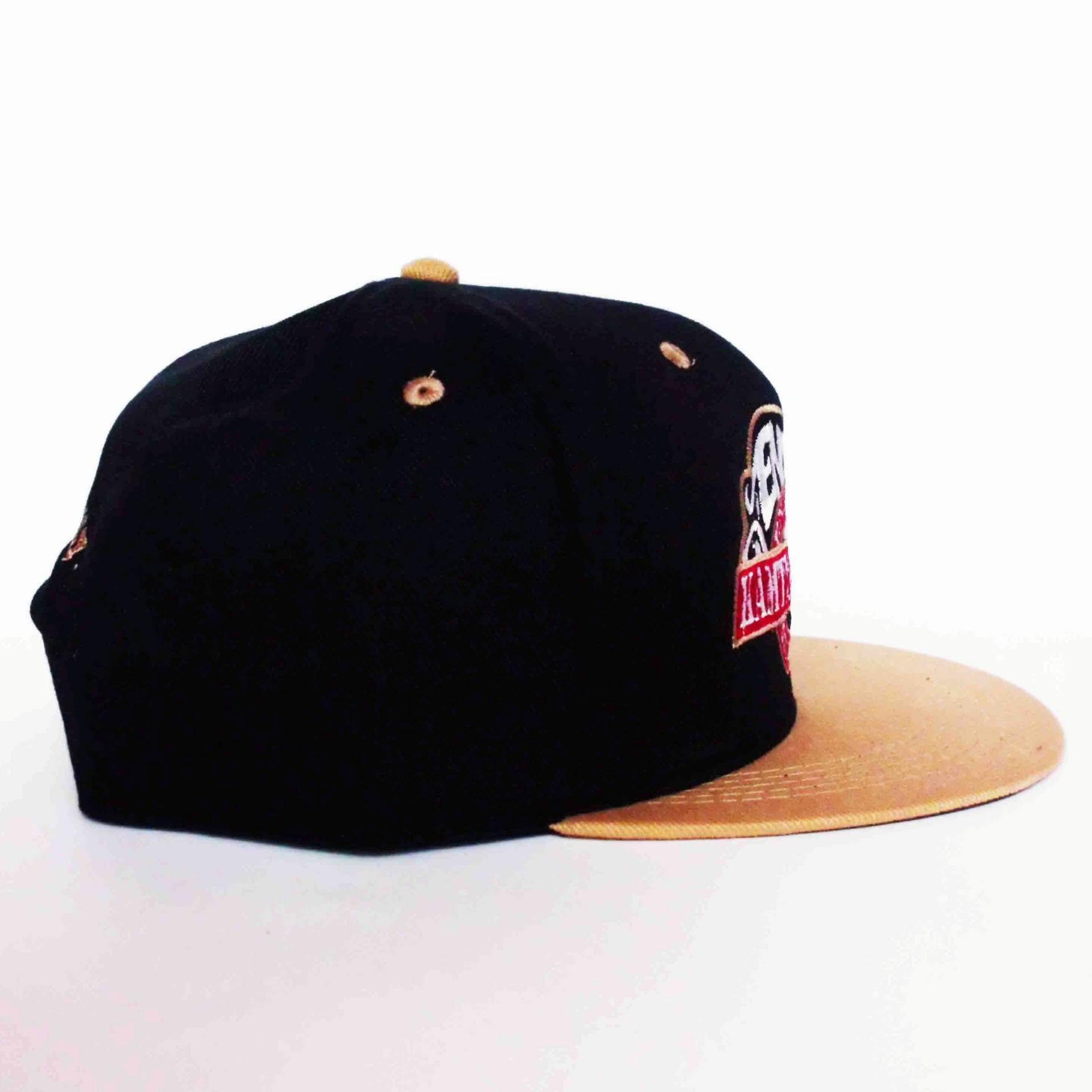 Topi Snapback Distro Hv8065 Best Buy Indonesia Pria Hrcn H 8007 Endank Soek Brown Cap