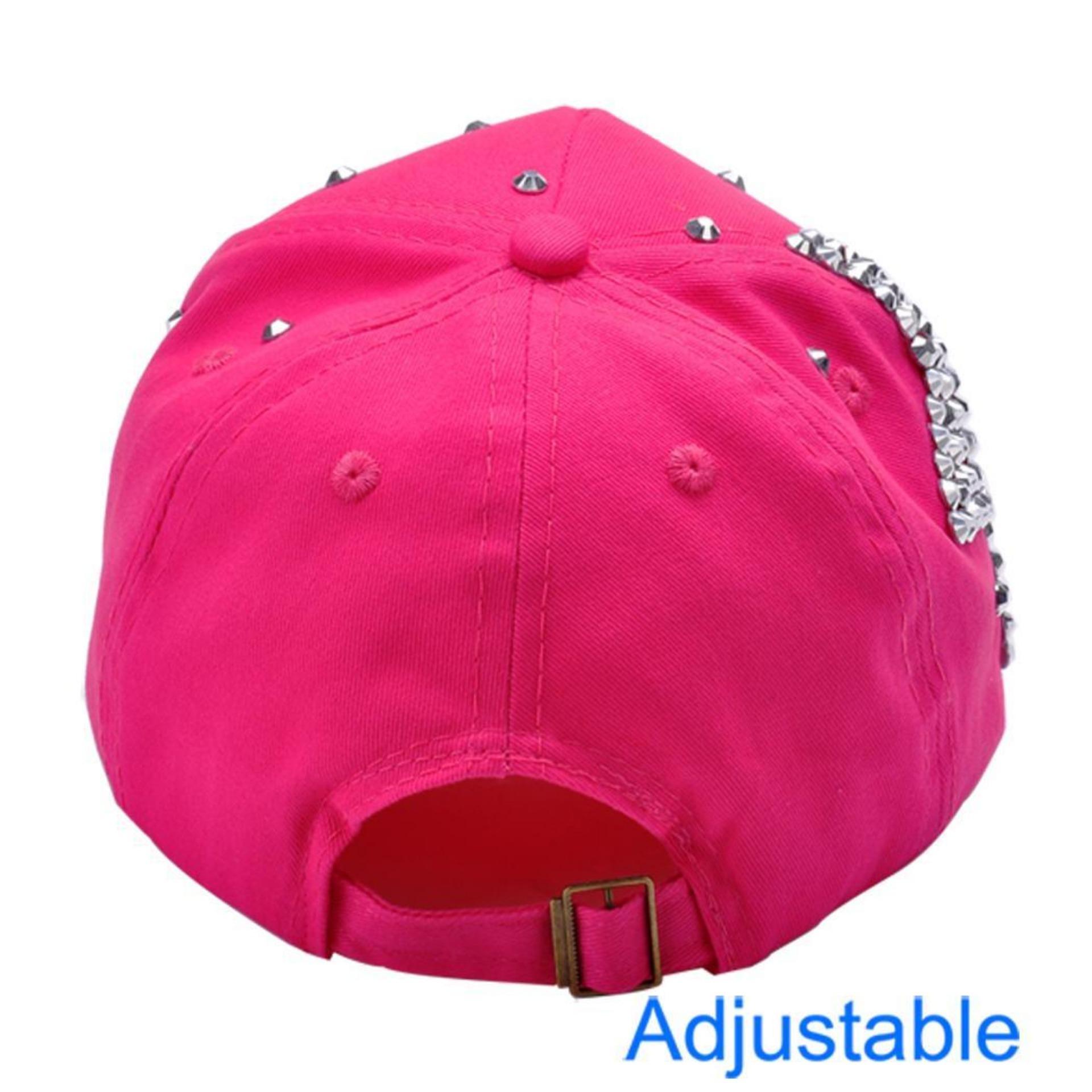 Gadis Manis Anak Topi Baseball Berwarna Merah Muda Source Toprank Topi bisbol hiasan .