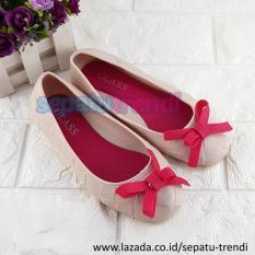 Trendi Sepatu Jelly Anak Perempuan Pita JLWJPTX