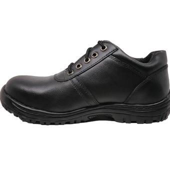 Unicorn 1301 formal safety shoes - Black - 3