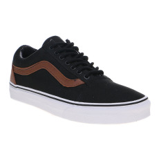Vans C&L Old Skool Sneakers - Black-Material Mix