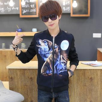 Hot Deals Versi Korea dari anak laki-laki remaja sekolah menengah jaket (Sirius) Bandingkan Simpan